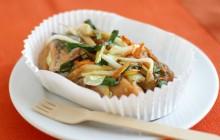 北海道ちゃんちゃん焼き風 鮭と野菜のオーブン焼き